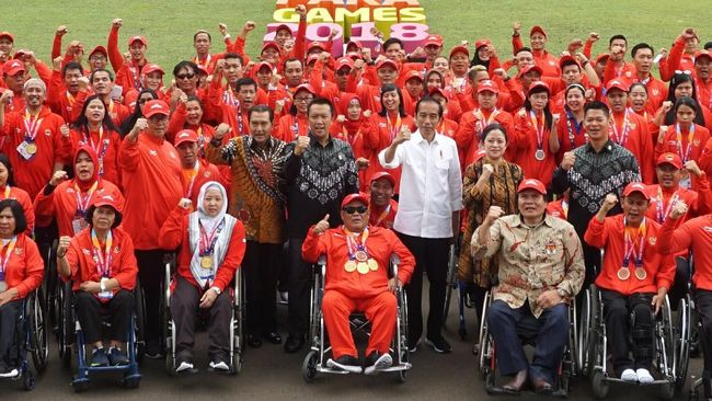 Asian Para Games 2018 usai setelah digelar pada 6 Oktober 2018 di Jakarta dan sekitarnya. Prestasi atlet Indonesia diiringi evaluasi penyelenggaraan.