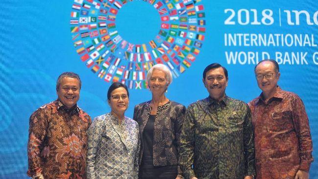 Wakil Ketua TKN Jokowi-Ma'ruf, Abdul Kadir Karding meminta Bawaslu tak perlu reaktif soal pose satu jari bos IMF bersama Luhut dan Sri Mulyani.