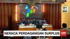 Neraca Perdagangan Surplus