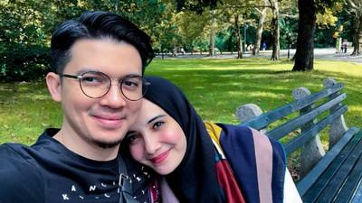 Cerita Zaskia Sungkar dan Irwansyah Tentang 'Latihan' Punya Anak