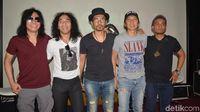 Bimbim 'Slank' Senang 'Turun Gunung' Berpolitik Lewat Lagu