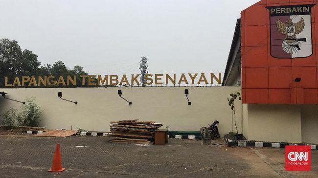 Gubernur DKI Anies Baswedan mengatakan lokasi Lapangan Tembak Senayan saat ini dianggap berisiko dan tidak aman sehingga perlu direlokasi ke tempat lain.