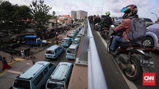 Organda Desak Pemerintah Beri Sanksi Pemilik Angkutan Ilegal