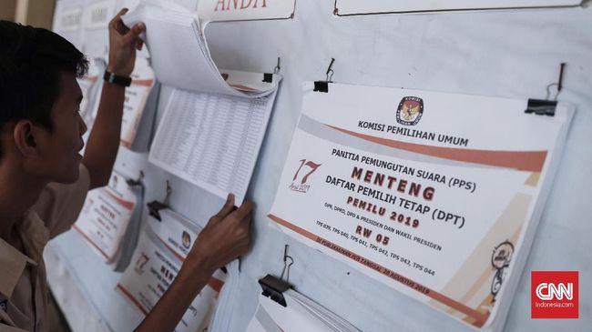 Dari jumlah tersebut, sebanyak 190.770.329 merupakan pemilih di dalam negeri. Sedangkan pemilih di luar negeri sebanyak 2.058.191 pemilih.