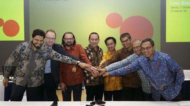Indosat resmi menyambut Chris Kanter sebagai Direktur Utama. Chris mengkisahkan kisah tawaran merger dan akuisisi di Indosat, dua tahun lalu.