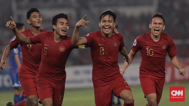 Timnas Indonesia U-19 harus turun ke peringkat ketiga klasemen sementara Grup A Piala Asia 2018 usai dikalahkan Qatar.