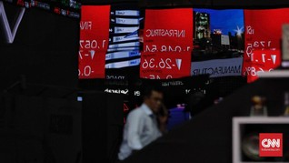 Izin Terancam Dicabut, Saham First Media Rontok 16 Persen