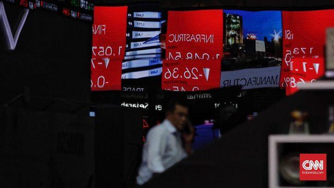 Harga saham PT First Media Tbk rontok 16,3 persen pada perdagangan pagi ini, Senin (19/11), seiring dengan akan dicabutnya izin frekuensi perusahaan.