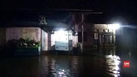 VIDEO: Warga Aceh Barat Pilih Tidur di Rumah yang Kebanjiran