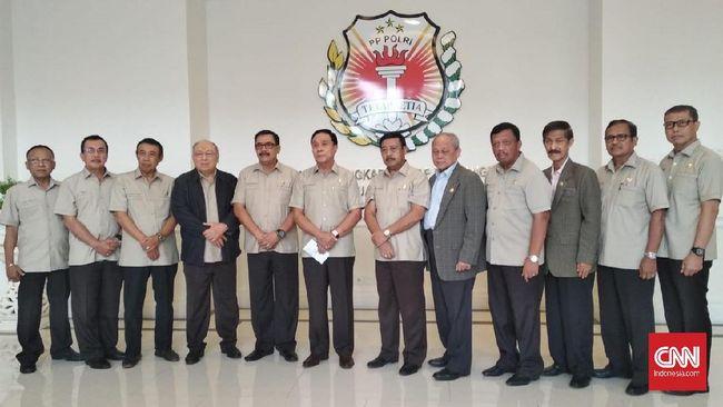 Ketua Umum Pengurus Purnawirawan (PP) Polri Bambang Hendarso Danuri menegaskan pihaknya bersikap netral di Pemilihan Presiden (Pilpres) 2019.