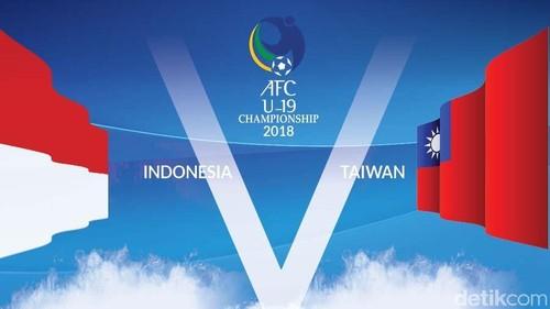 Indonesia Vs Taiwan