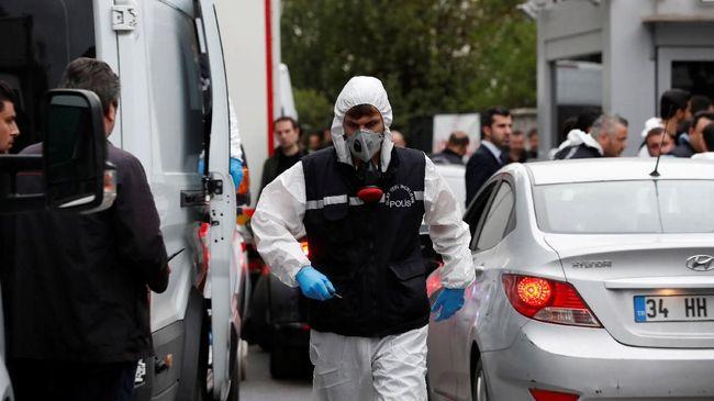 Turki mengatakan bahwa wartawan Arab Saudi Jamal Khashoggi dibunuh dalam hitungan menit di dalam konsulat Arab Saudi di Istanbul.