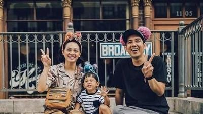 Keseruan Andien Libatkan Keluarga di Video Klip Terbarunya