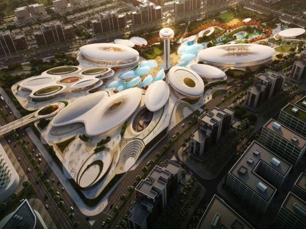 Uni Emirat Arab akan Bangun Pusat Rekreasi Ramah Lingkungan
