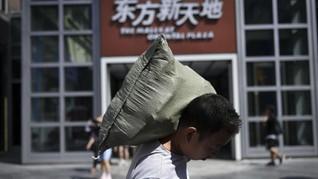 Ritel China Susut, Pemulihan Ekonomi Diproyeksi Melambat