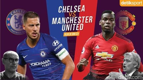 Chelsea vs Man United
