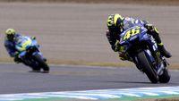 Sanjungan Tinggi Lorenzo Untuk Rossi