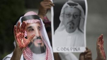 AS Sanksi Pasukan Harimau Saudi terkait Pembunuhan Khashoggi