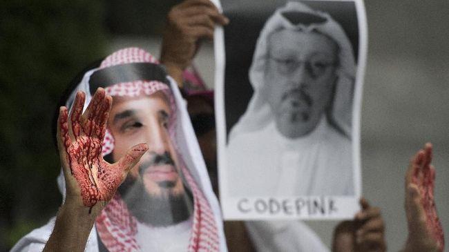 AS Sanksi Pasukan Harimau Saudi terkait Pembunuhan