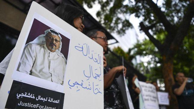 Bahrain dan UEA mendukung Arab Saudi menolak laporan intelijen AS menyatakan Pangeran Mohammed bin Salman terlibat pembunuhan Jamal Khashoggi.