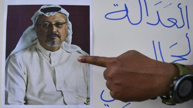 Turki Kecewa Putusan Pengadilan Saudi atas Kasus Khashoggi