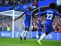 Chelsea Unggul 1-0 Atas Manchester United di Babak Pertama