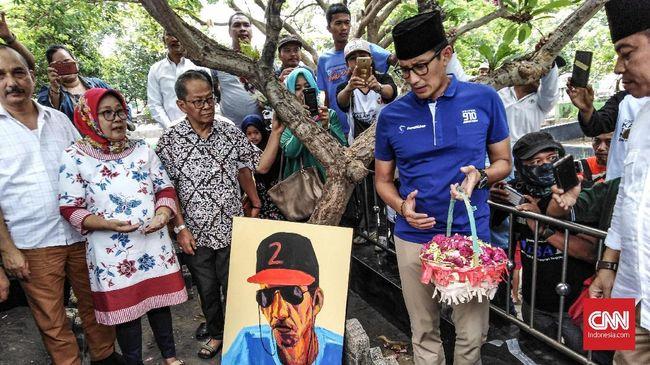 Soal kasus ujaran 'idiot' Dhani, cawapres Sandiaga Uno enggan berkomentar, sementara Gerindra mengaku enggan terjun ke 'genderang orang lain'.