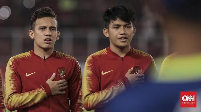 PSSI Panggil Pemain Timnas Indonesia di Luar Negeri