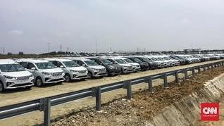 Pabrik Mobil di Indonesia Perpanjang Masa Setop Produksi