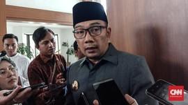 Ridwan Kamil Belum Akan Turun Mediasi Bekasi-DKI soal Sampah
