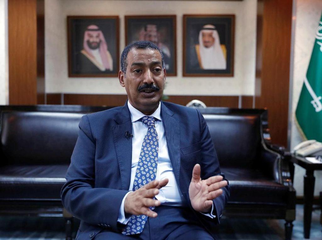 Foto: Sosok Konjen Saudi yang Dicopot Terkait Kasus Khashoggi