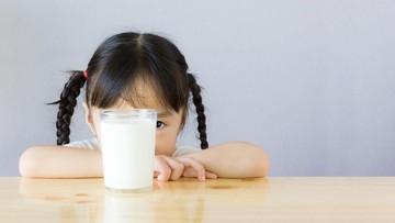 Dampak Jika Alergi Susu Sapi pada Anak Telat Ditangani