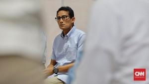 Krisis PPP di Balik Niat Bajak Sandiaga Uno dari Gerindra