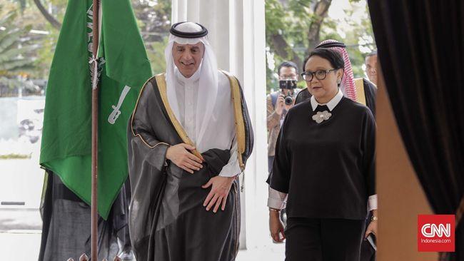 RI Minta Saudi Bayar Kompensasi WNI Korban Insiden Crane