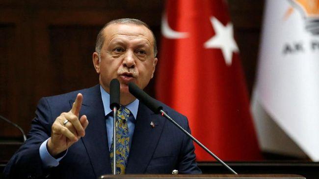Presiden Recep Tayyip Erdogan menyatakan kesiapan Turki untuk mengambil alih situasi keamanan di Manbij, Suriah.