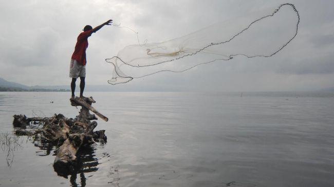 Konsumsi ikan per kapita pada 2019 belum mencapai target. Per Oktober, diketahui konsumsi ikan per kapita masih kurang 3,51 kg dari total 54 kg.
