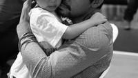 <p>Manny yang menikah dengan Jinkee sejak tahun 2000, memiliki lima anak. Tiga anak lelaki yaitu Emmanuel, Michael, Israel dan dua anak perempuan yang diberi nama Mary dan Queen. (Foto: Instagram/israel.pacquiao)</p>