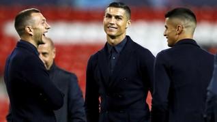 Ronaldo Dimanfaatkan Juventus Bantu Ringankan Utang Klub