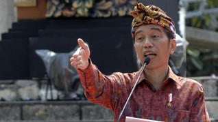 Jokowi Ramal Sejumlah Profesi Bakal Punah Digantikan Robot