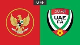 LIVE: Timnas Indonesia U-19 vs Uni Emirat Arab