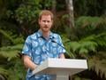 Pangeran Harry Buka Suara Soal Kontroversi Pakai Jet Pribadi