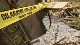 Mapolsek di Sumbar Dirusak Massa Usai Penembakan Buronan