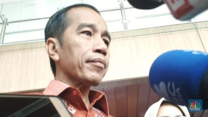 Jokowi Tegaskan Data Beras dari BPS Jadi Acuan Pemerintah