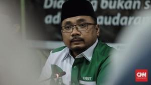 Kapolri Didesak Tangkap Menag Yaqut, GP Ansor Pasang Badan