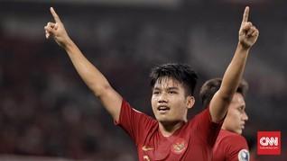Witan Ungkap Kunci Timnas U-19 Kalahkan Dinamo Zagreb