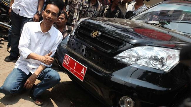 Tugas pemerintahan Jokowi dikatakan hanya mendorong, tidak ada kaitan dengan kepentingan apapun.