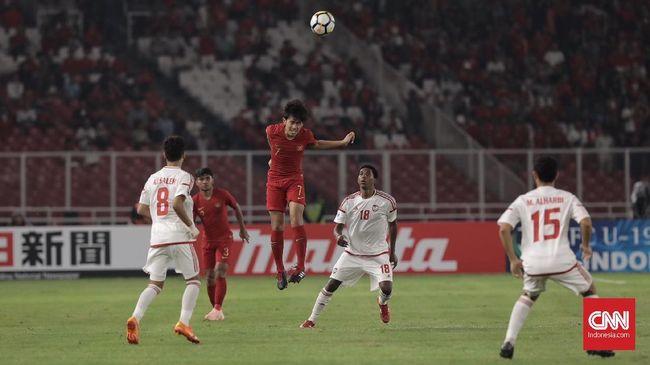 Timnas Indonesia U-19 memastikan langkah ke perempat final Piala Asia U-19 2018 setelah mengalahkan Uni Emirat Arab U-19 1-0.