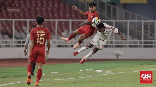 Asnawi Mangkualam berjanji membuat pelatih timnas Indonesia Shin Tae Yong puas ketika menyaksikan penampilannya melawan Jeonnam Dragons, 11 April.