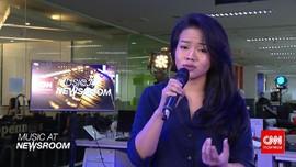 Music at Newsroom: Yura Yunita - 'Buka Hati'