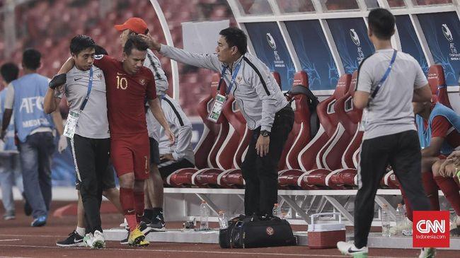 Tiga pemain kunci timnas Indonesia terancam absen dalam laga melawan Vietnam pada lanjutan Kualifikasi Piala Dunia 2022.